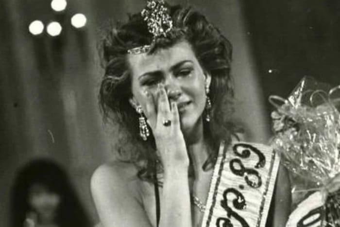 Победительница конкурса красоты *Мисс СССР-1989* Юлия Суханова | Фото: freesmi-by.livejournal.com