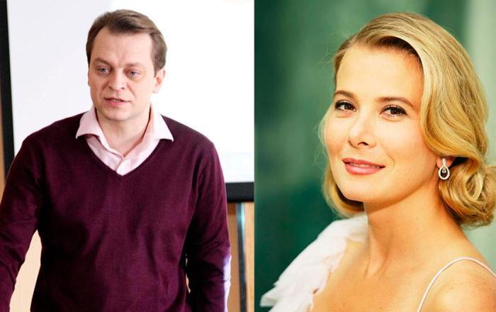 Юлия Высоцкая и Анатолий Кот | Фото: peopletalk.ru