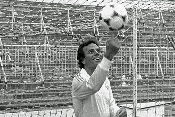 Хулио Иглесиас мог бы стать футболистом | Фото: 24smi.org