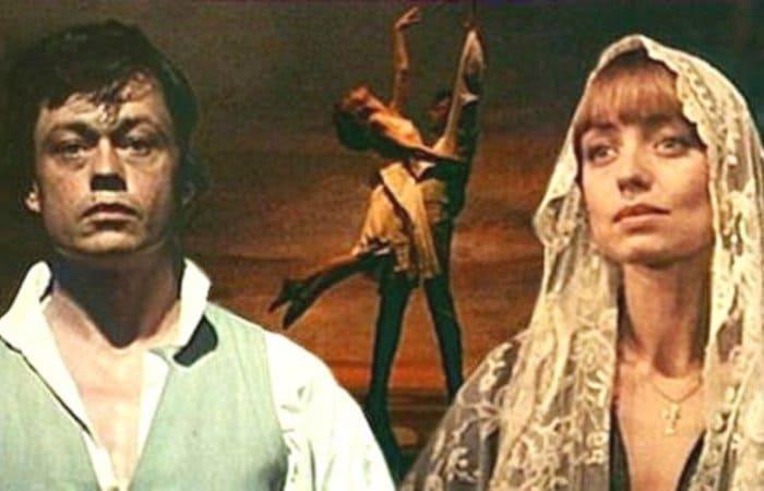 Рок-опера *Юнона и Авось*. Кадр из телеверсии спектакля, 1983   Фото: listmuz.ru