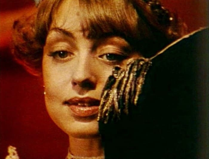 Елена Шанина в телеспектакле *Юнона и Авось*, 1983   Фото: culture.ru