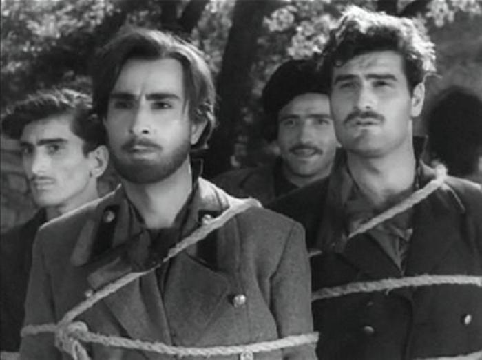 Кахи Кавсадзе (справа) в фильме *Лично известен*, 1957 | Фото: kino-teatr.ru