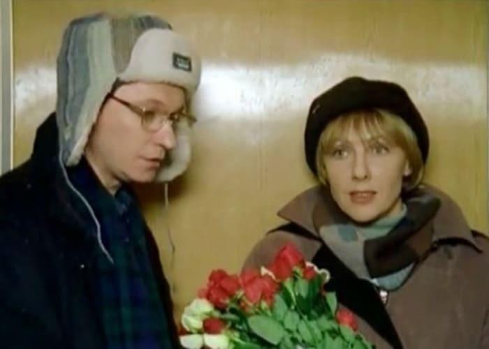 Кадр из сериала *Каменская-1*, 1999-2000 | Фото: kino-teatr.ru