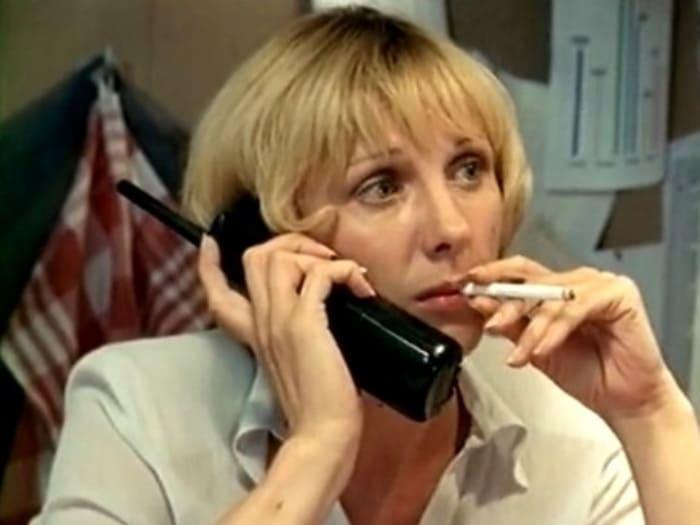 Елена Яковлева в сериале *Каменская-2*, 2002 | Фото: kino-teatr.ru