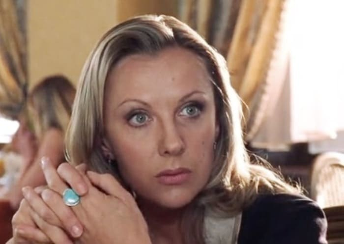 Елена Яковлева в сериале *Каменская-4*, 2005 | Фото: kino-teatr.ru