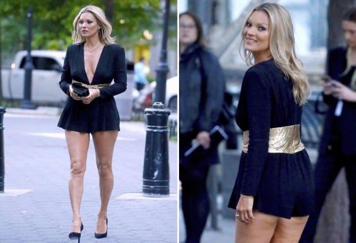 В последнее время модель часто слышит критику в адрес своей изменившейся внешности | Фото: wday.ru, hochu.ua