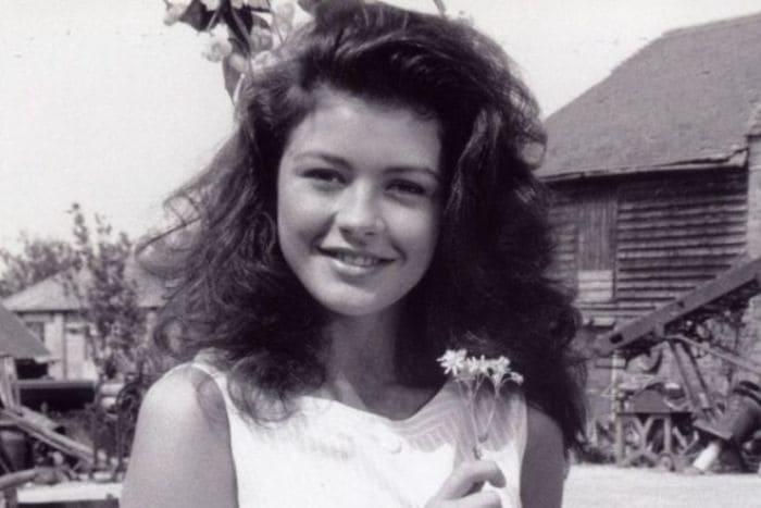 Актриса в юности   Фото: 24smi.org