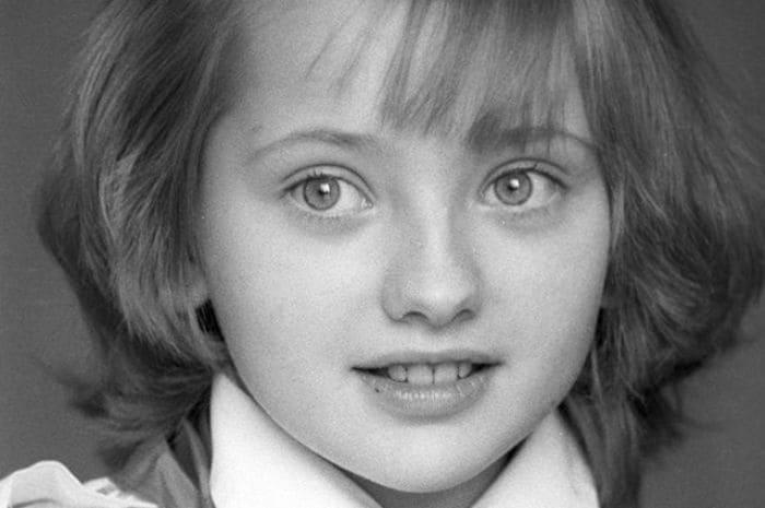 Самая известная советская школьница 1980-х гг. Катя Лычева | Фото: aif.ru