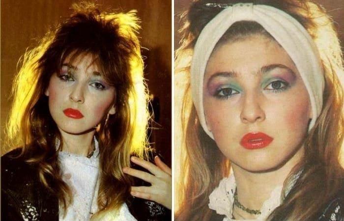Звезда эстрады 1980-х гг. Катя Семенова | Фото: kino-teatr.ru