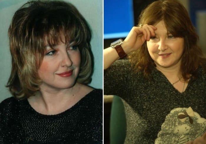Певица, которая в 1990-х гг. ушла со сцены   Фото: uznayvse.ru и kino-teatr.ru