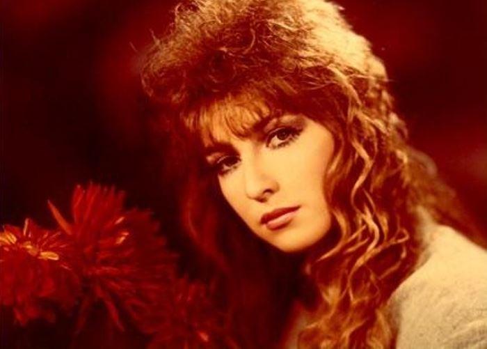 Популярная в 1980-х гг. певица Катя Семенова   Фото: uznayvse.ru