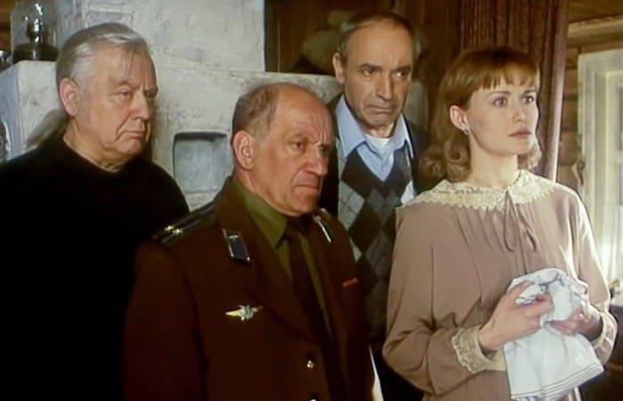 Кадр из фильма *Сирота казанская*, 1997 | Фото: tvc.ru