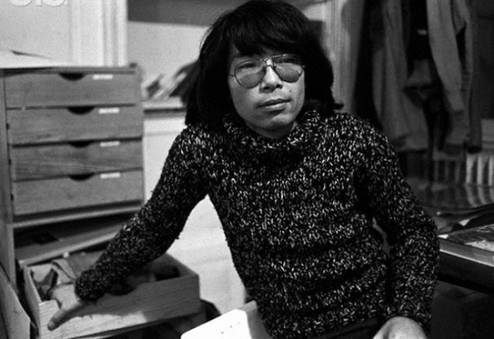 Кензо Такада в молодые годы
