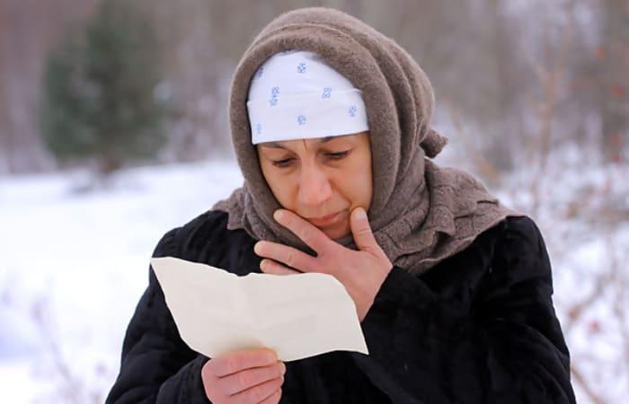 Роза Хайруллина в фильме *Пятая группа крови*, 2010-2011   Фото: kino-teatr.ru