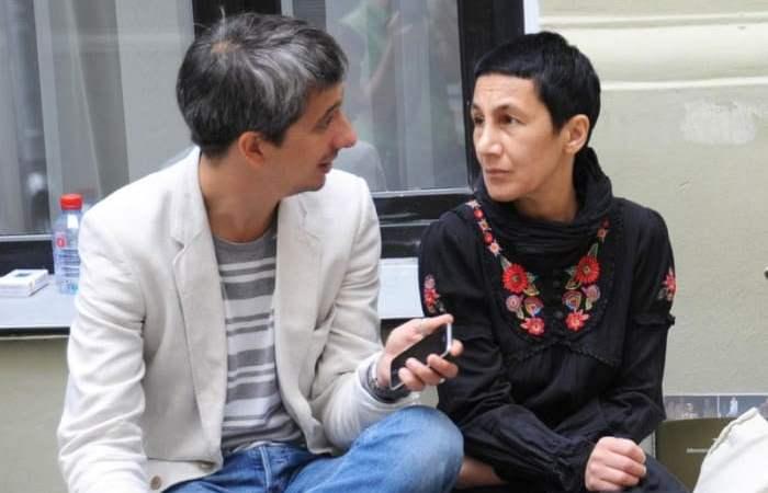 Константин Богомолов и Роза Хайруллина   Фото: starhit.ru