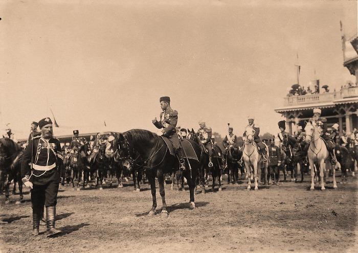 18 мая 1896 г. Ходынское поле