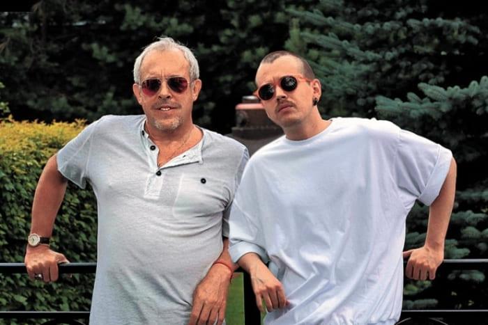 Иван Макаревич с отцом | Фото: 24smi.org
