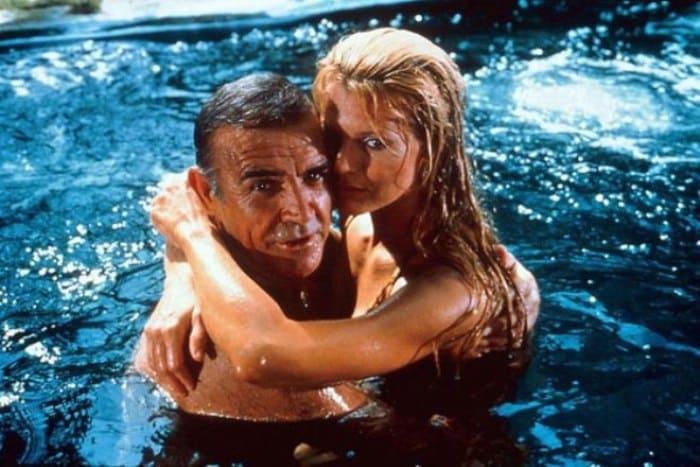 Кадр из фильма *Никогда не говори *никогда*, 1983 | Фото: 24smi.org