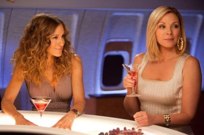 Сара Джессика Паркер и Ким Кэттролл | Фото: film.ru