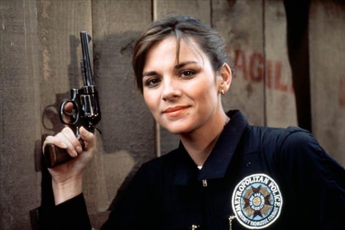 Ким Кэттролл в сериале *Полицейская академия*, 1984 | Фото: 24smi.org