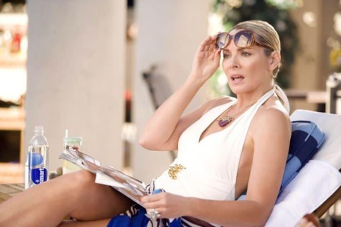Ким Кэттролл в роли Саманты Джонс | Фото: 24smi.org