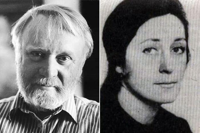 Писатель и его жена, Кира Сошинская | Фото: 24smi.org
