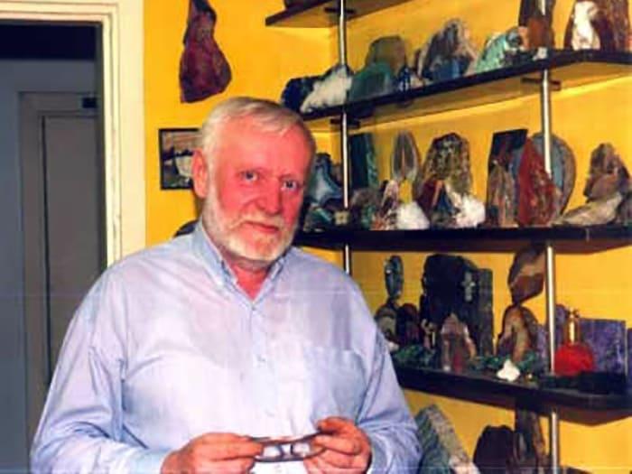 Писатель и сценарист Кир Булычев | Фото: 24smi.org