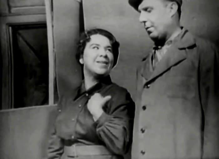Кадр из фильма *Живет на свете женщина*, 1959   Фото: kino-teatr.ru