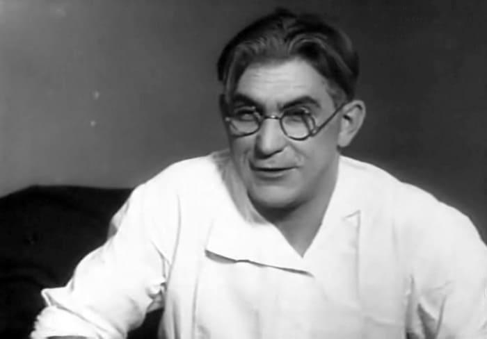 Юрий Лавров в фильме *Три товарища*, 1935 | Фото: kino-teatr.ru