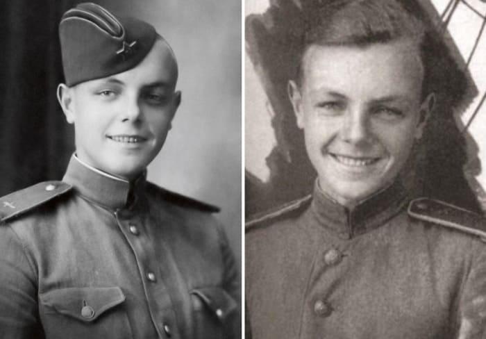 Авиатехник Кирилл Лавров, 1944 | Фото: dubikvit.livejournal.com, rewizor.ru