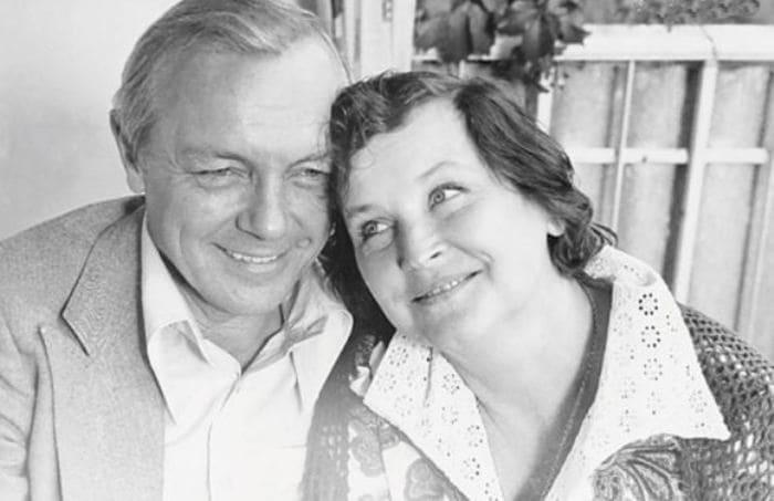 Актер с женой Валентиной | Фото: uznayvse.ru