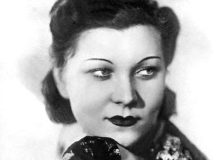 Заслуженная артистка РСФСР (1945) Клавдия Шульженко   Фото: music.nur.kz