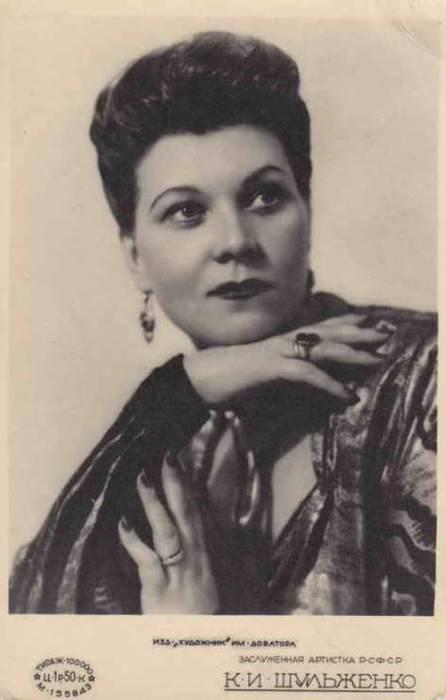 Знаменитая исполнительница *Синего платочка*   Фото: music.nur.kz
