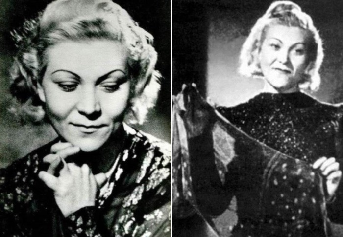 Знаменитая исполнительница *Синего платочка*   Фото: kino-teatr.ru