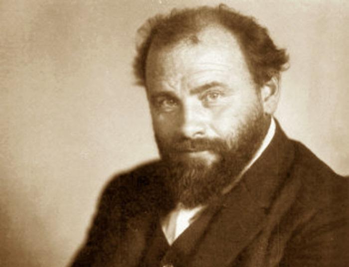Знаменитый австрийский художник Густав Климт | Фото: s.imajino.com