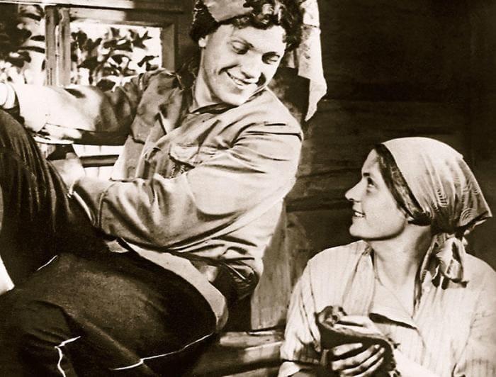 Кадр из фильма *Чапаев*, 1934 | Фото: 7days.ru