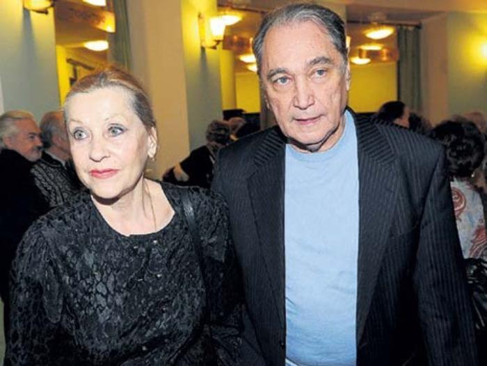 Владимир Коренев и Алевтина Константинова | Фото: stuki-druki.com