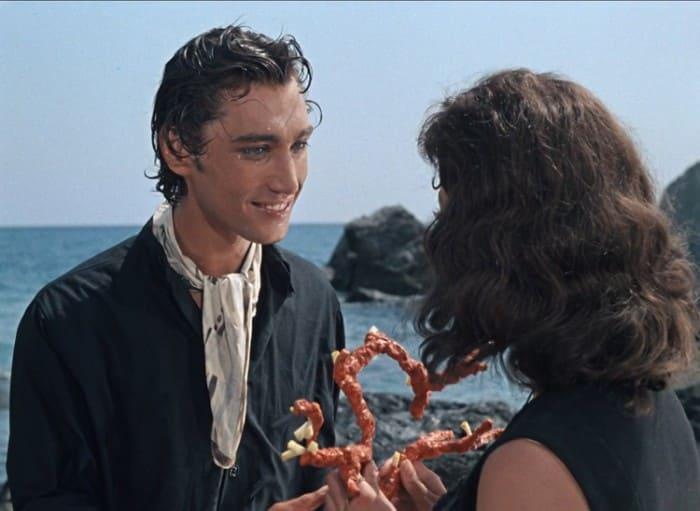 Кадр из фильма *Человек-амфибия*, 1961 | Фото: kp.ru