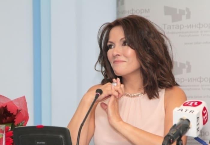 Турецкая актриса в Казани | Фото: 24smi.org