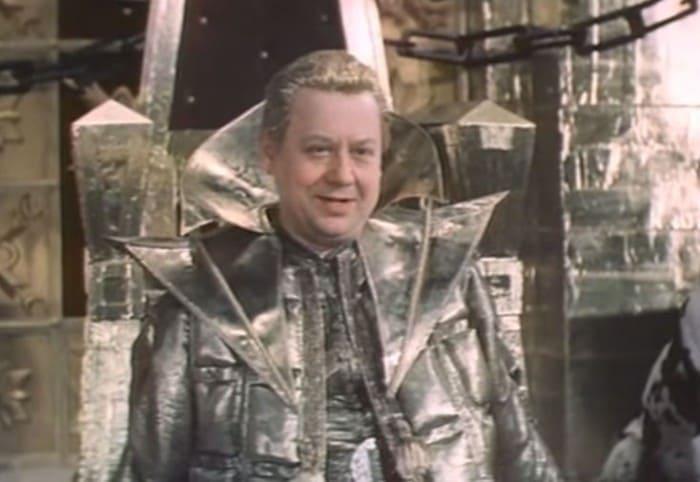 Олег Табаков в роли Кощея, 1985 | Фото: dubikvit.livejournal.com