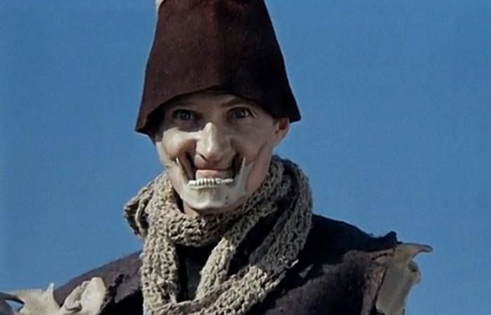 Игорь Ясулович в роли Кощея, 1987 | Фото: dubikvit.livejournal.com