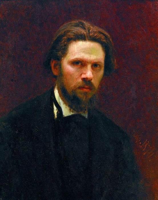 Иван Крамской. Автопортрет, 1874