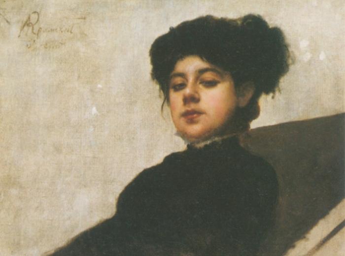 Портрет незнакомки