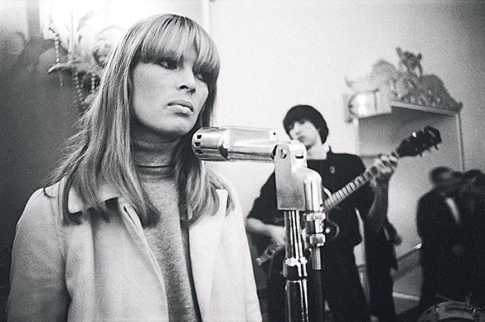 Нико и группа *The Velvet Underground*, Нью-Йорк, 1966 | Фото: 7days.ru