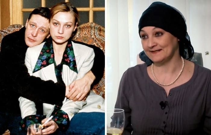 Актриса Ксения Качалина и ее бывший муж, актер Михаил Ефремов   Фото: eg.ru и 24smi.org