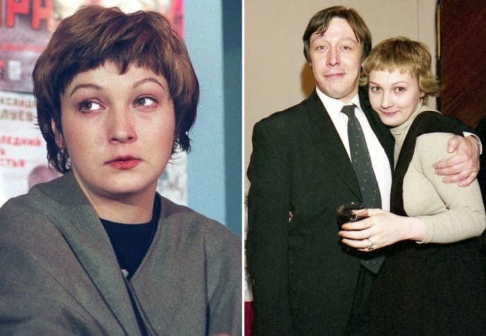 Актриса Ксения Качалина и ее бывший муж, актер Михаил Ефремов   Фото: 24smi.org