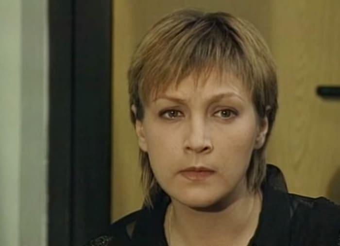 Ксения Качалина в сериале *Марш Турецкого*, 2001-2002   Фото: kino-teatr.ru
