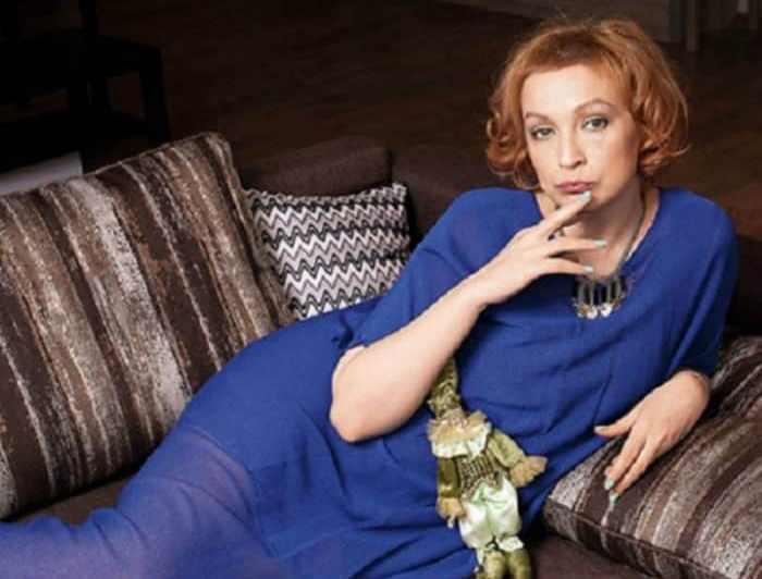 Актриса Ксения Качалина   Фото: biographe.ru