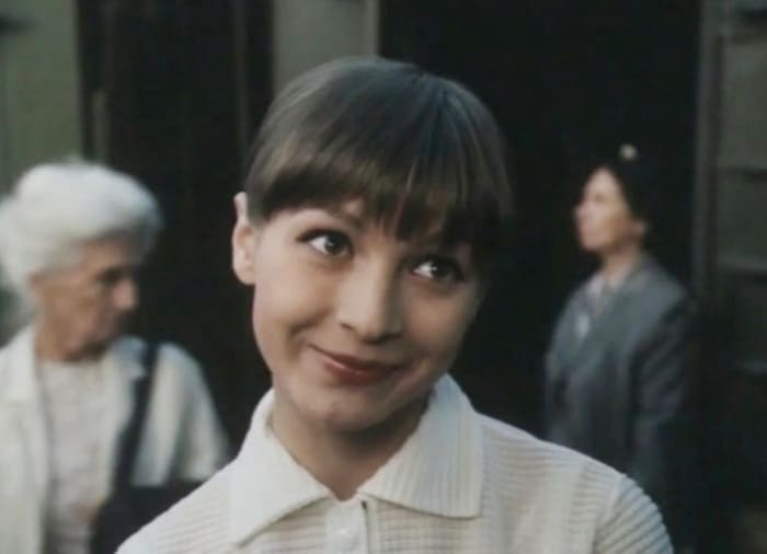Ксения Качалина в фильме *Над темной водой*, 1992   Фото: kino-teatr.ru