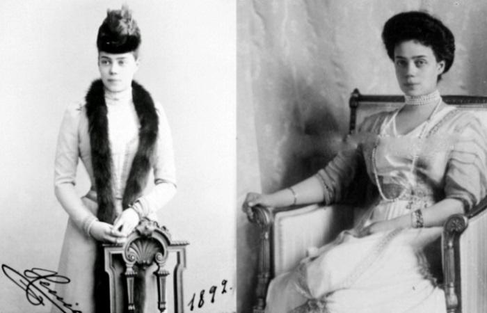 Дочь императора Александра III, сестра императора Николая II Ксения Александровна | Фото: liveinternet.ru